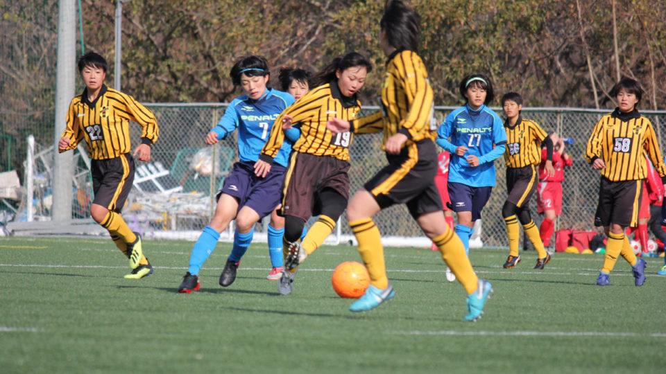 名古屋経済大学Ladies Soccer Festival Winter 2019