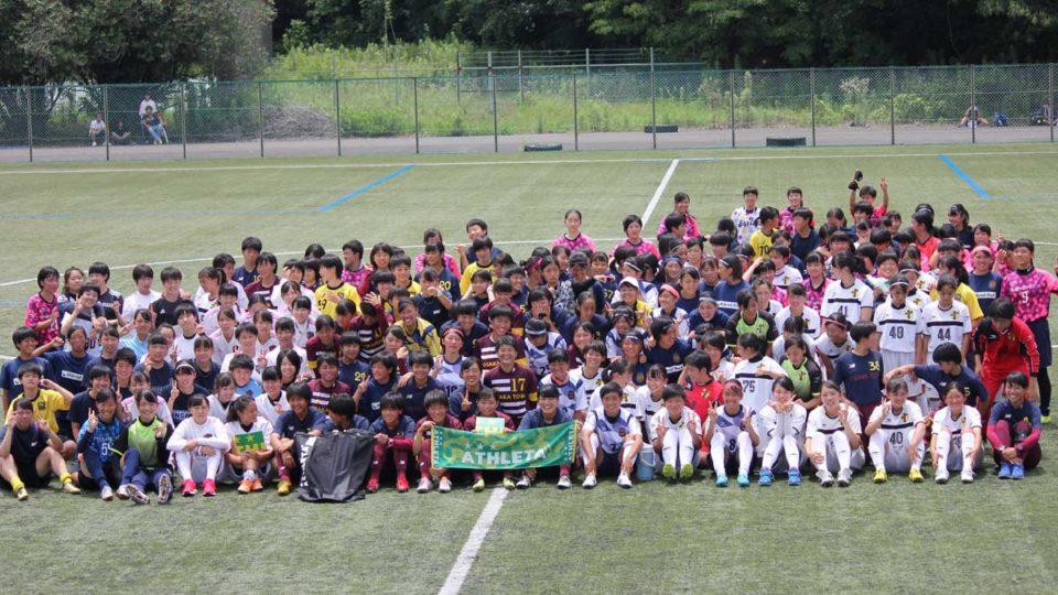名古屋経済大学 Ladies Soccer Festival in Summer 2019