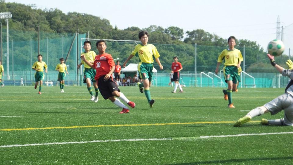 第3回 名古屋経済大学 ATHLETA CUP U-14
